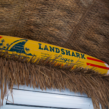 Landshark Lagar at Pier 88 Lake Wylie